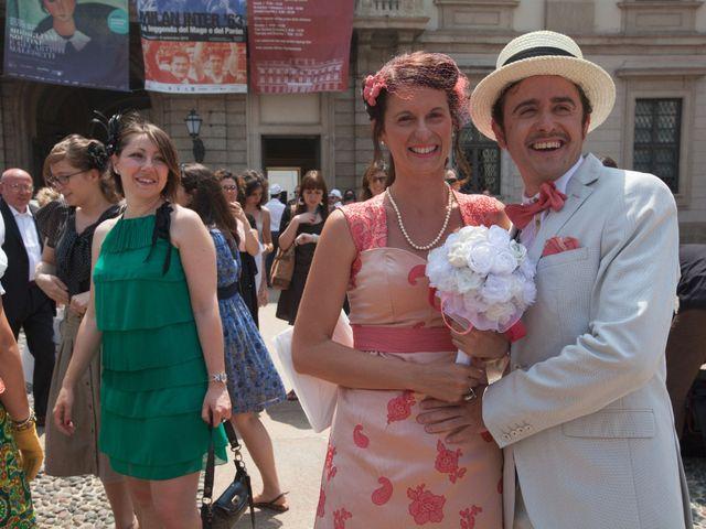 Il matrimonio di Lorenzo e Valeria a Milano, Milano 27