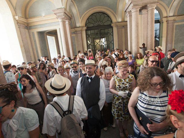 Il matrimonio di Lorenzo e Valeria a Milano, Milano 36