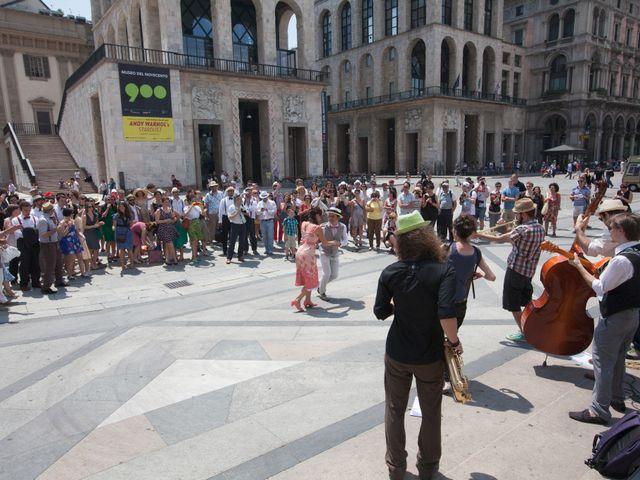Il matrimonio di Lorenzo e Valeria a Milano, Milano 38