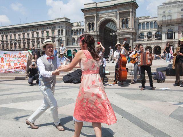 Il matrimonio di Lorenzo e Valeria a Milano, Milano 39