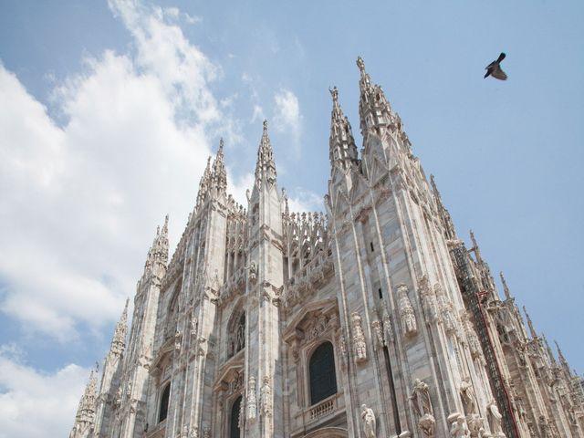 Il matrimonio di Lorenzo e Valeria a Milano, Milano 40
