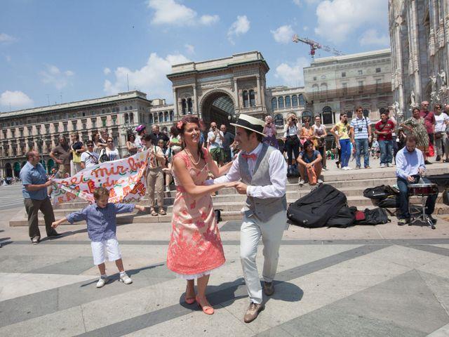 Il matrimonio di Lorenzo e Valeria a Milano, Milano 41