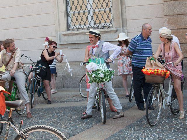 Il matrimonio di Lorenzo e Valeria a Milano, Milano 45