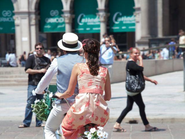 Il matrimonio di Lorenzo e Valeria a Milano, Milano 46