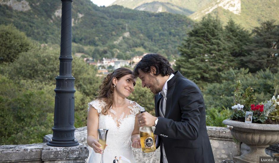 Il matrimonio di Federico e Federica a Como, Como