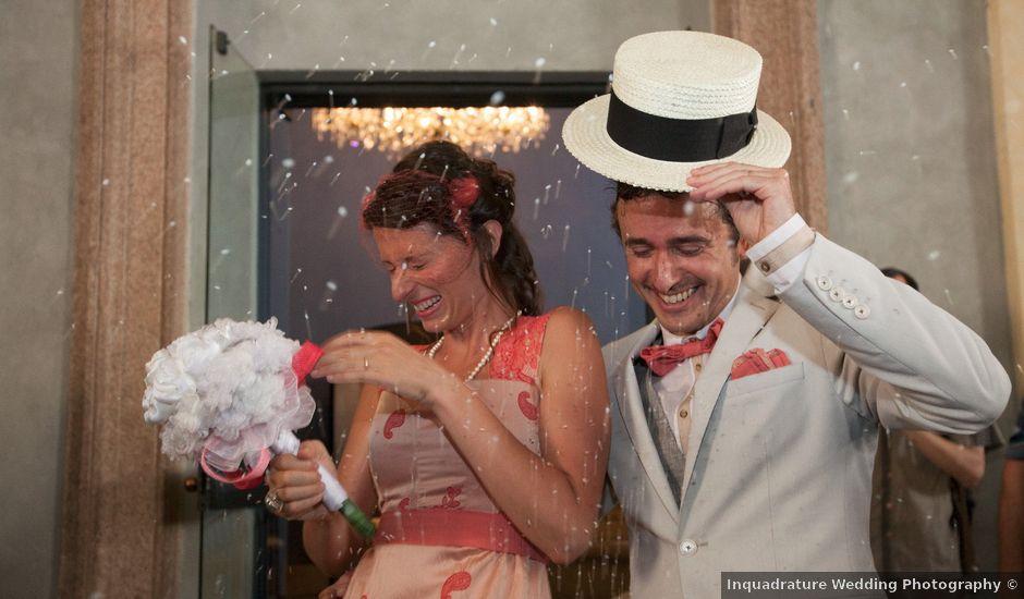 Il matrimonio di Lorenzo e Valeria a Milano, Milano