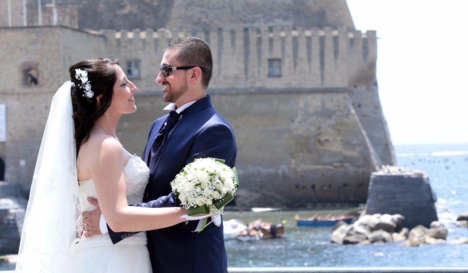 Il matrimonio di Vincenzo  e Enza  a Napoli, Napoli
