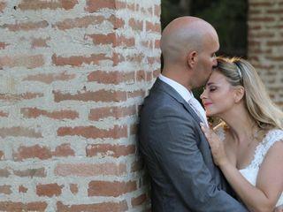 Le nozze di Corina e Tommaso