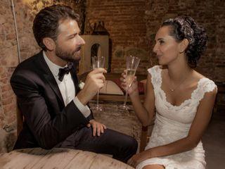 Le nozze di Raluca e Enrico