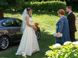 Le nozze di Anna e Ivan 1