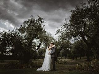 Le nozze di Angela e Mathias