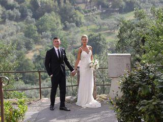 Le nozze di Giuditta e Edoardo