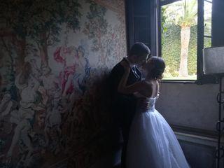 Le nozze di Federica e Vasil