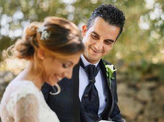Le nozze di Rosa e Luca