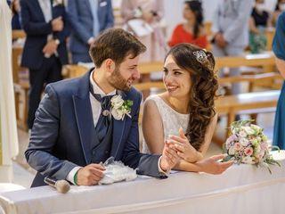Le nozze di Simone e Alessia 1