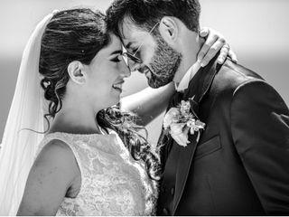 Le nozze di Simone e Alessia