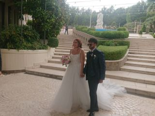 Le nozze di Carmen  e Giovanni