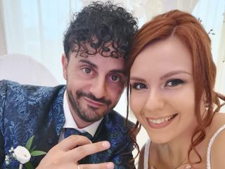 Le nozze di Carmen  e Giovanni  2