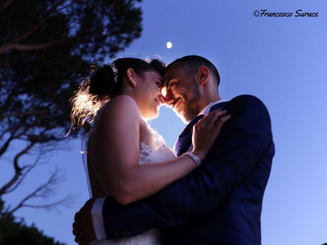 le nozze di Roberta e Carmine