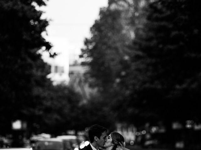 Le nozze di Cecilia e Andres