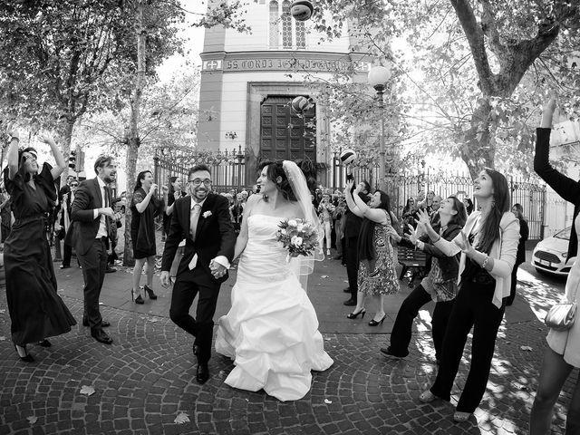 Le nozze di Valeria e Domenico