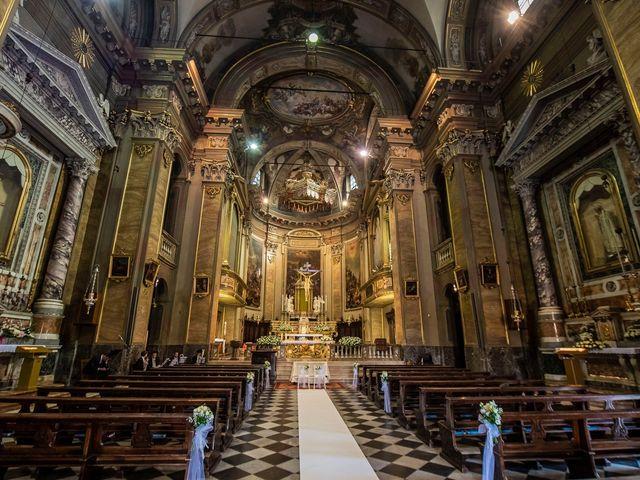 Il matrimonio di Mattia e Marianna a Bergamo, Bergamo 17
