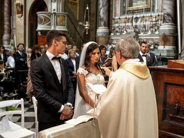 Il matrimonio di Mattia e Marianna a Bergamo, Bergamo 27