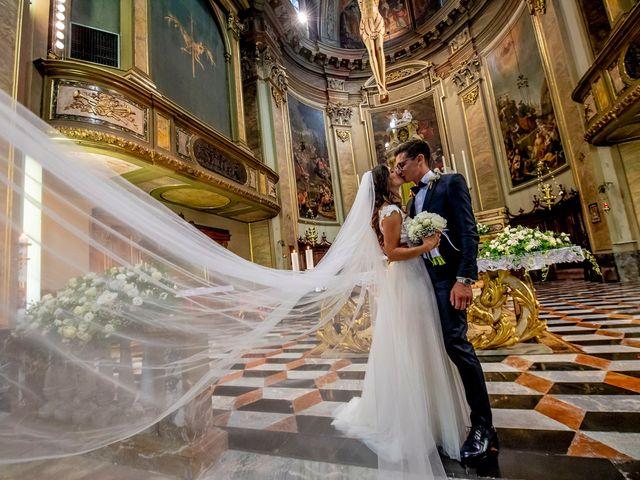 Il matrimonio di Mattia e Marianna a Bergamo, Bergamo 33