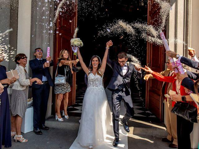 Il matrimonio di Mattia e Marianna a Bergamo, Bergamo 34