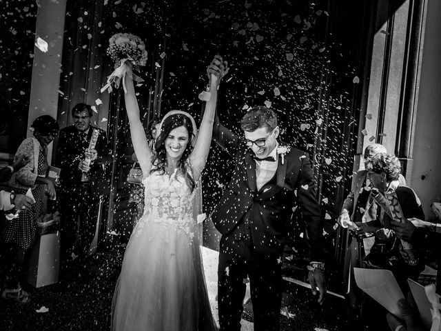 Il matrimonio di Mattia e Marianna a Bergamo, Bergamo 35