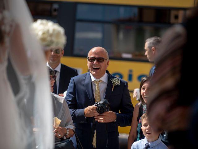Il matrimonio di Mattia e Marianna a Bergamo, Bergamo 36