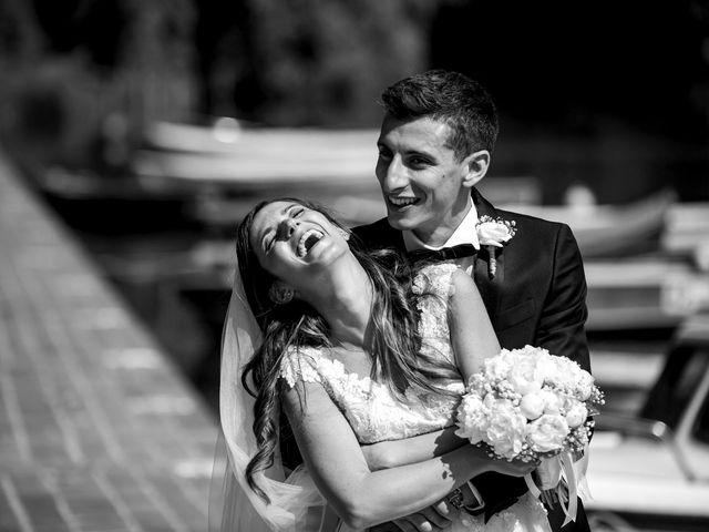 Il matrimonio di Mattia e Marianna a Bergamo, Bergamo 39
