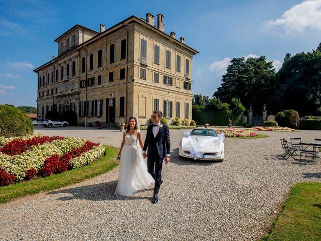 Il matrimonio di Mattia e Marianna a Bergamo, Bergamo 45