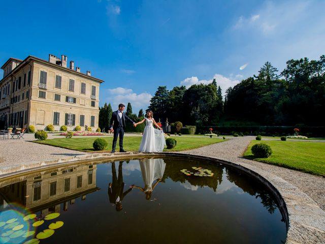 Il matrimonio di Mattia e Marianna a Bergamo, Bergamo 57