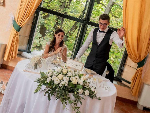 Il matrimonio di Mattia e Marianna a Bergamo, Bergamo 64