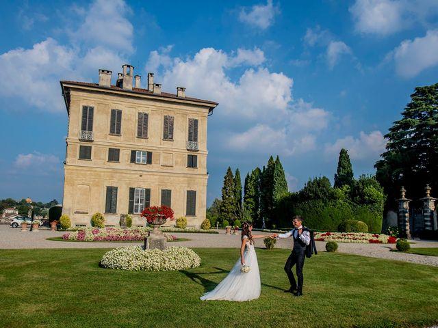 Il matrimonio di Mattia e Marianna a Bergamo, Bergamo 65