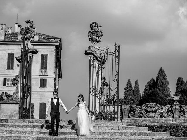 Il matrimonio di Mattia e Marianna a Bergamo, Bergamo 67