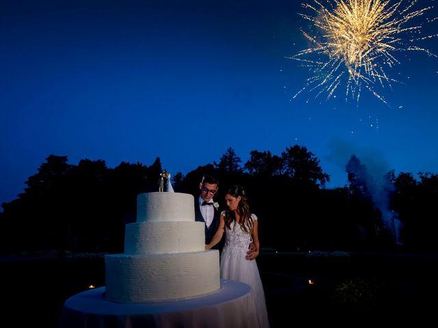Il matrimonio di Mattia e Marianna a Bergamo, Bergamo 78