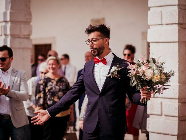 Il matrimonio di Pietro e Federica a Villa di Serio, Bergamo 22