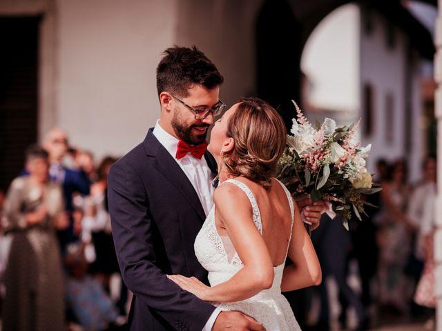 Il matrimonio di Pietro e Federica a Villa di Serio, Bergamo 25