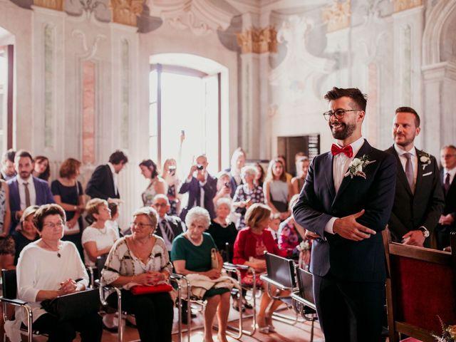 Il matrimonio di Pietro e Federica a Villa di Serio, Bergamo 29