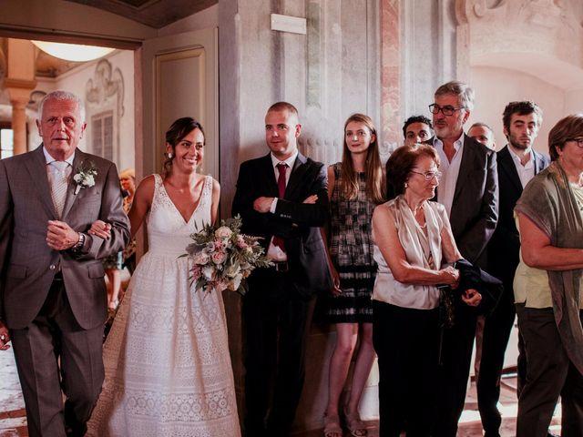 Il matrimonio di Pietro e Federica a Villa di Serio, Bergamo 30