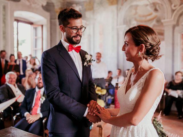 Il matrimonio di Pietro e Federica a Villa di Serio, Bergamo 33