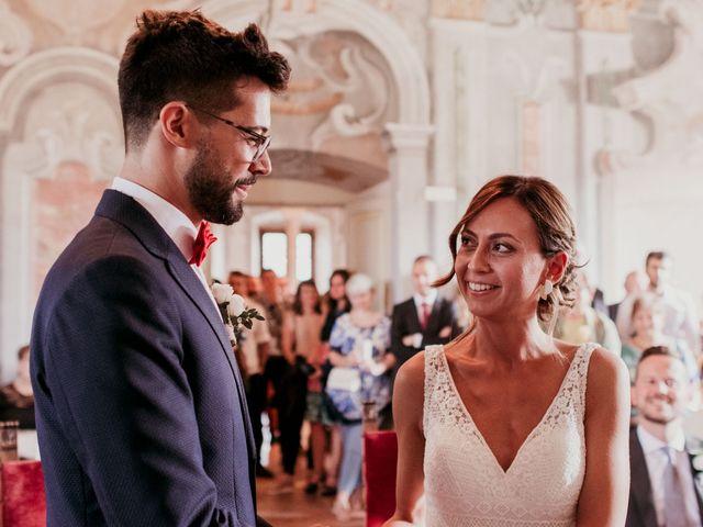 Il matrimonio di Pietro e Federica a Villa di Serio, Bergamo 34