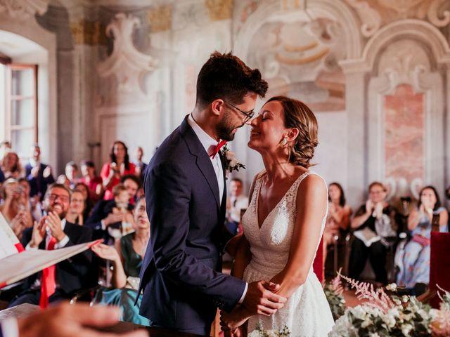 Il matrimonio di Pietro e Federica a Villa di Serio, Bergamo 35