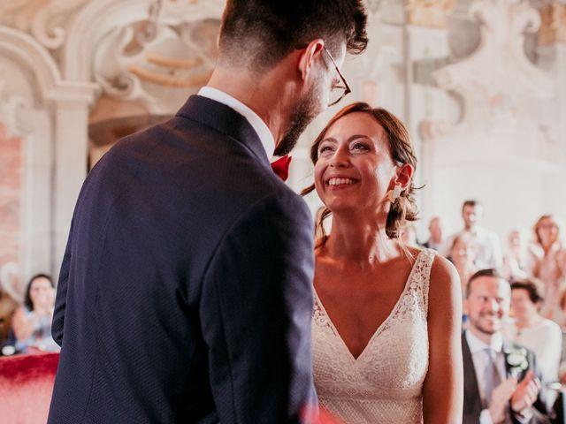 Il matrimonio di Pietro e Federica a Villa di Serio, Bergamo 36