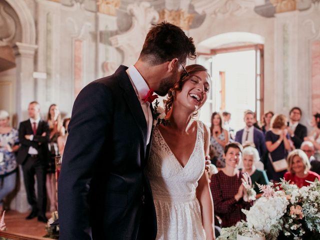 Il matrimonio di Pietro e Federica a Villa di Serio, Bergamo 37