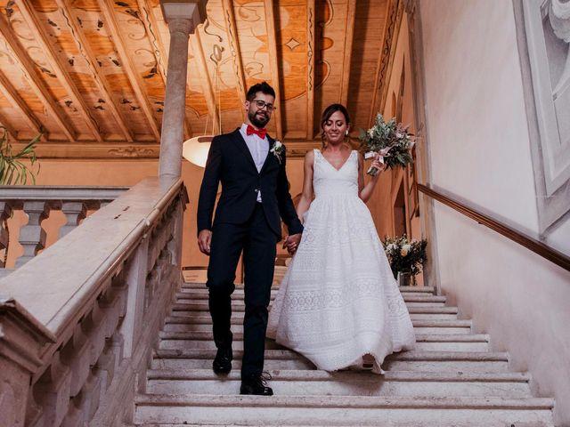Il matrimonio di Pietro e Federica a Villa di Serio, Bergamo 40