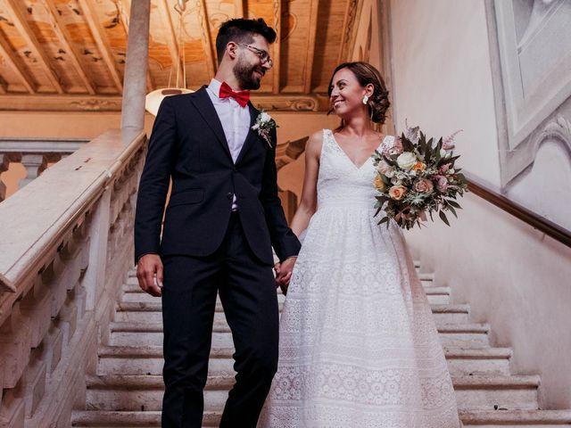 Il matrimonio di Pietro e Federica a Villa di Serio, Bergamo 41
