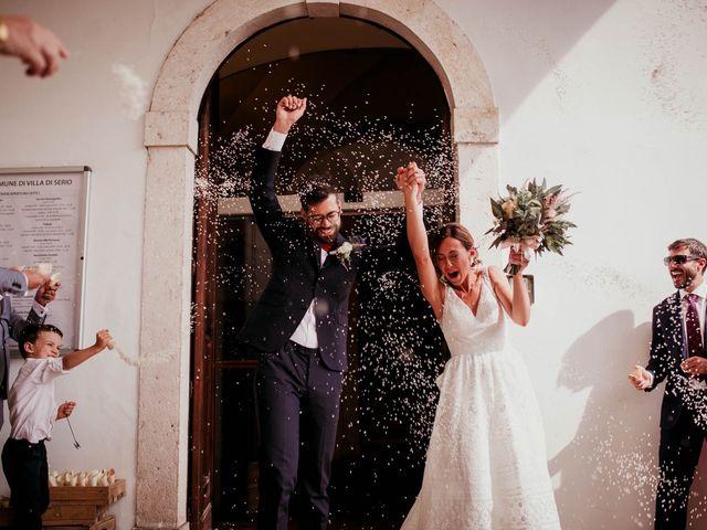 Il matrimonio di Pietro e Federica a Villa di Serio, Bergamo 42